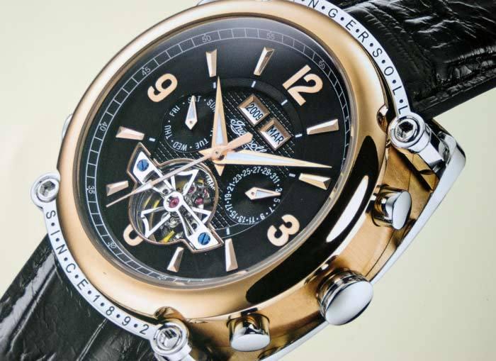 williwunder watches ingersoll mens watch montgomery 4505rbk ingersoll mens watch montgomery 4505rbk