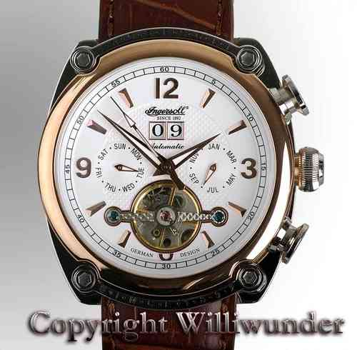 Ingersoll Mens watch Cimarron 6907RWH