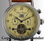 Wilhelm Borgert 1953 Automatic watch